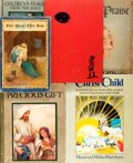 Books:Children's Books, [Children's]. Group of Six Children's Books Relating toChristianity. Various publishers and dates. Generally good orbetter... (Total: 6 Items)
