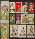 "Baseball Cards:Lots, 1880's-1930's Vintage ""N"" ""E"" and ""T: Baseball Card Collection(39). ..."