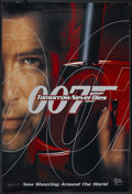 "Movie Posters:James Bond, Tomorrow Never Dies (United Artists, 1997). One Sheet (27"" X 40"") Advance. DS. James Bond. ..."