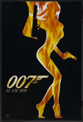 """Movie Posters:James Bond, The World is Not Enough (MGM, 1999). One Sheet (27"""" X 40""""). DS. Advance. James Bond. ..."""