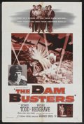 """Movie Posters:War, The Dam Busters (Warner Brothers, 1955). One Sheet (27"""" X 41"""").War. ..."""