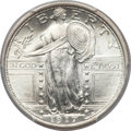1917 25C Type One MS66+ Full Head PCGS. CAC. PCGS Population: (578/92 and 58/16+). NGC Census: (345/69 and 12/8+). CDN:...