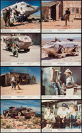 """Movie Posters:Science Fiction, Damnation Alley (20th Century Fox, 1977). Mini Lobby Card Set of 8 (8"""" X 10""""). Science Fiction.. ... (Total: 8 Items)"""