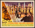 "Movie Posters:Drama, Stage Door (RKO, 1937). Lobby Card (11"" X 14""). Drama.. ..."