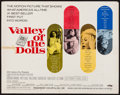"Movie Posters:Exploitation, Valley of the Dolls (20th Century Fox, 1967). Half Sheet (22"" X28""). Exploitation.. ..."