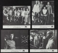 """Movie Posters:Science Fiction, Star Trek: The Motion Picture (Paramount, 1979). Paper Photo Prints (4) (8"""" X 10"""") Advance. Science Fiction.. ... (Total: 4 Items)"""