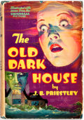 Books:Science Fiction & Fantasy, [Photoplay]. J.B. Priestley. The Old Dark House. New York:Grosset & Dunlap, [1928]. Photoplay edition. Publishe...