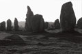 Photographs:20th Century, PAUL CAPONIGRO (American, b. 1932). Detail View, LookingSouthwest, Kermario Stone Alignment, 1967. Gelatin silver .8-3...