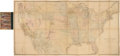 Miscellaneous:Maps, Map of the United States and Territories, Issued by theGeneral Land Office Annual Report 1868....