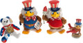 Miscellaneous Collectibles:General, 1984 Summer Olympics Mascots Lot, With Extra....