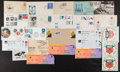 Miscellaneous Collectibles:General, 1936-94 Olympics First Day Covers, Stamps, Tickets, Etc. Lot of22....