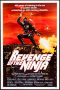 "Movie Posters:Action, Revenge of the Ninja & Others Lot (Cannon, 1983). One Sheets (4) (27"" X 41""). Action.. ... (Total: 4 Items)"