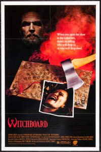 """Witchboard & Others Lot (Cinema Group, 1986). One Sheets (5) (27"""" X 41"""" & 28"""" X 40"""") Regular..."""