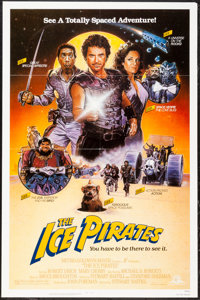 """The Ice Pirates & Others Lot (MGM/UA, 1984). One Sheets (3) (27"""" X 41""""). Science Fiction. ... (Total: 3 It..."""