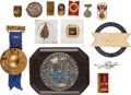 Miscellaneous Collectibles:General, 1952-92 Olympics Badges and Pins Lot of 16....