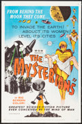 """Movie Posters:Science Fiction, The Mysterians (MGM, 1959). One Sheet (27"""" X 41""""). ScienceFiction.. ..."""