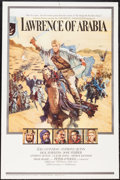 "Movie Posters:Academy Award Winners, Lawrence of Arabia (Columbia, 1962). One Sheet (27"" X 41"") Roadshow Style A. Academy Award Winners.. ..."