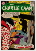 Silver Age (1956-1969):Mystery, The New Adventures of Charlie Chan #5 (DC, 1959) Condition: VG+....