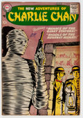Silver Age (1956-1969):Mystery, The New Adventures of Charlie Chan #2 (DC, 1958) Condition: VG-....