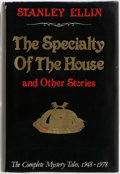 Books:Mystery & Detective Fiction, Stanley Ellin. SIGNED. The Specialty of the House and OtherStories. New York: Mysterious Press, 1979. First edition...