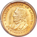 Commemorative Gold, 1905 G$1 Lewis and Clark MS64 PCGS. CAC....