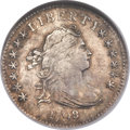 Early Dimes, 1798/97 10C 16 Stars on Reverse MS63 NGC. JR-1. R.3....