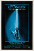 "Movie Posters:Science Fiction, Return of the Jedi (20th Century Fox, 1983). Poster (40"" X 60"")Style A. Science Fiction.. ..."