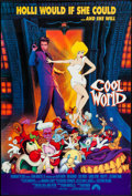 """Movie Posters:Animation, Cool World (Paramount, 1992). One Sheet (27"""" X 40"""") DS. Animation.. ..."""
