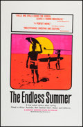 "Movie Posters:Sports, The Endless Summer (Cinema 5, 1966). Day-Glo Silk-Screen One Sheet (27"" X 41""). Sports.. ..."