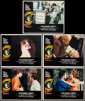 """Movie Posters:Hitchcock, Frenzy (Universal, 1972). Lobby Cards (5) (11"""" X 14""""). Hitchcock.. ... (Total: 5 Items)"""