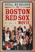 "Movie Posters:Sports, Still, We Believe: The Boston Red Sox Movie and Other Lot (THINK Film, 2004). One Sheet (27"" X 39"") SS. Sports.. ... (Total: 2 Items)"