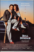 """Movie Posters:Sports, Bull Durham & Other Lot (Orion, 1988). One Sheets (2) (27"""" X 41"""", 27"""" X 40""""). Sports.. ... (Total: 2 Items)"""