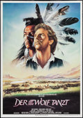 "Movie Posters:Western, Dances with Wolves (Neue Constantin Film, 1991). German A1 (23"" X 33""). Western.. ..."