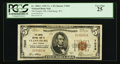 National Bank Notes:West Virginia, Clarksburg, WV - $5 1929 Ty. 1 The Empire NB Ch. # 7029. ...