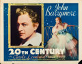 "Movie Posters:Comedy, 20th Century (Columbia, 1934). Half Sheet (22"" X 28"") PortraitStyle.. ..."