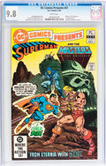 Modern Age (1980-Present):Superhero, DC Comics Presents #47 Superman and the Masters of the Universe(DC, 1982) CGC NM/MT 9.8 White pages....