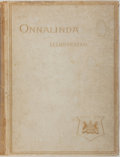 Books:Literature Pre-1900, J. B. McNaughton. Onnalinda, A Romance. Kegan Paul, Trench& Co., 1888. Early edition. Illustrated. Publisher's ...