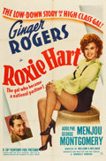 "Movie Posters:Comedy, Roxie Hart (20th Century Fox, 1942). One Sheet (27"" X 41"").. ..."