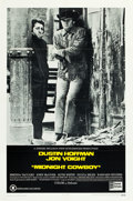 "Movie Posters:Academy Award Winners, Midnight Cowboy (United Artists, 1969). One Sheet (27"" X 41"")X-Rated Style.. ..."