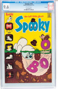Bronze Age (1970-1979):Humor, Spooky #138 File Copy (Harvey, 1973) CGC NM+ 9.6 Off-whitepages....
