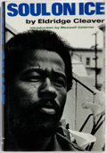 Books:Americana & American History, Eldridge Cleaver. Soul on Ice. Ramparts/McGraw-Hill Book Company, 1968. First edition. Publisher's original blue...