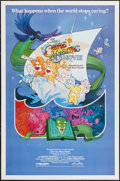"Movie Posters:Animated, The Care Bears Movie & Others Lot (Samuel Goldwyn, 1985). One Sheets (3) (25"" X 39"" & 27"" X 41""). Animated.. ... (Total: 3 Items)"