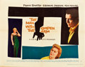 "Movie Posters:Drama, The Man with the Golden Arm (United Artists, 1955). Half Sheet (22""X 28"") Style B.. ..."