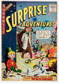 Golden Age (1938-1955):Horror, Surprise Adventures #4 (Sterling Comic Group, 1955) Condition:FN....