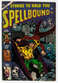 Golden Age (1938-1955):Horror, Spellbound #19 (Atlas, 1954) Condition: FN+....