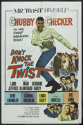 "Movie Posters:Rock and Roll, Don't Knock the Twist (Columbia, 1962). One Sheet (27"" X 41""). Rockand Roll. ..."