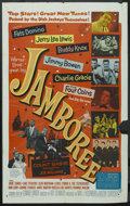 """Movie Posters:Rock and Roll, Jamboree (Warner Brothers, 1957). One Sheet (27"""" X 41""""). Rock andRoll. ..."""