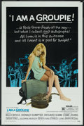 "Movie Posters:Rock and Roll, I Am A Groupie (Salon Productions Ltd, 1970). One Sheet (27"" X41""). Rock and Roll. ..."