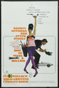 """Movie Posters:Crime, How to Steal a Million (20th Century Fox, 1966). One Sheet (27"""" X41""""). Crime. ..."""