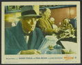 """Movie Posters:Hitchcock, The Wrong Man (Warner Brothers, 1957). Lobby Card (11"""" X 14""""). Hitchcock. ..."""